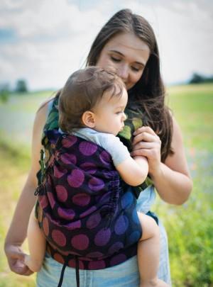 Babytragen Multi Soft: Dots...