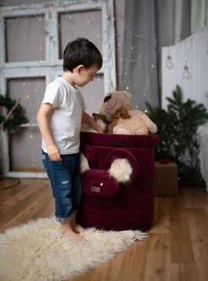 Kosz na zabawki Teddy Stars...