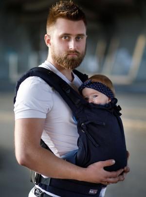 Babytragen Multi Soft: Dark...